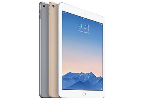 ipad air 2 co chip 3 nhan, ram 2 gb - 1