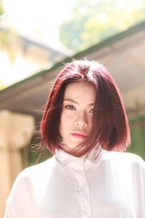 """vo chong che linh ve nuoc, hai yen idol """"xuong toc"""" - 11"""
