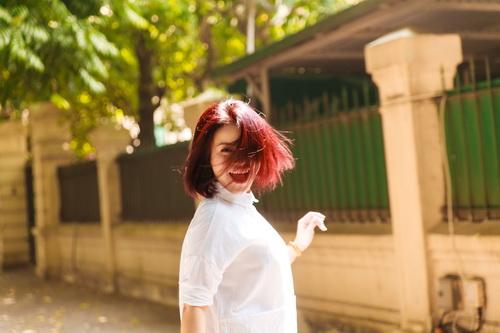 """vo chong che linh ve nuoc, hai yen idol """"xuong toc"""" - 12"""