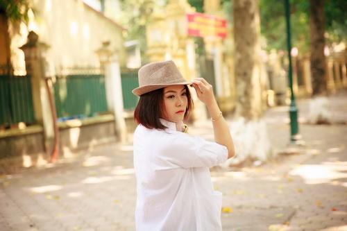 """vo chong che linh ve nuoc, hai yen idol """"xuong toc"""" - 14"""