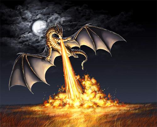 """Rồng """"bay"""" vào nhà, giải trừ Tam Sát - 1"""
