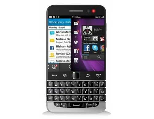 blackberry classic se ra mat vao thang 12 - 1