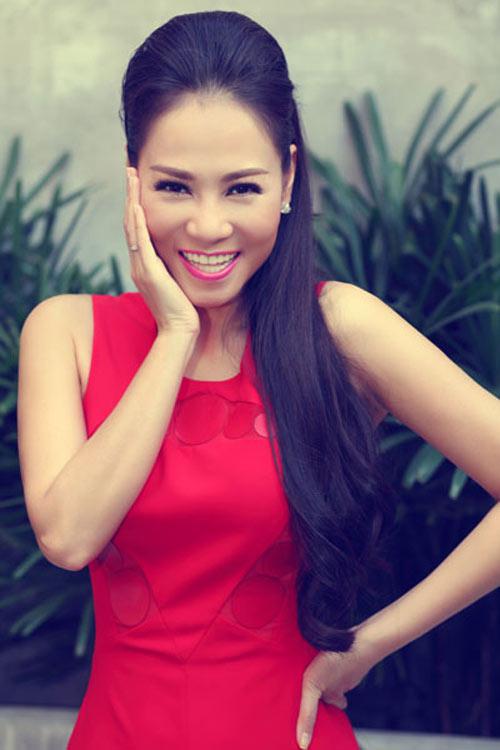 nhung my nhan showbiz se sinh con trong nam 2015 - 10