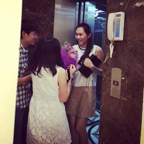 nhung my nhan showbiz se sinh con trong nam 2015 - 3