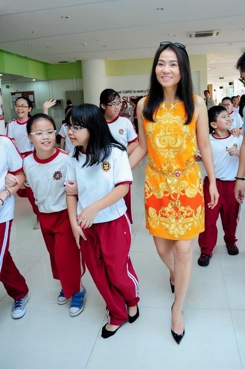 nhung my nhan showbiz se sinh con trong nam 2015 - 9