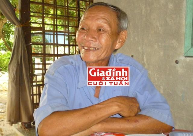 lao nong dot nhien het cam, mu sau lan chet di song lai - 1