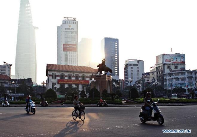 nhip song o thanh pho ho chi minh len bao nuoc ngoai - 6