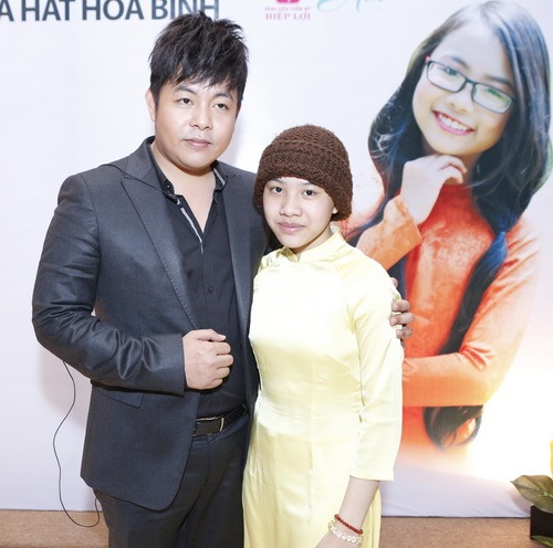 quang le chi 4 ti lam show voi phuong my chi - 9