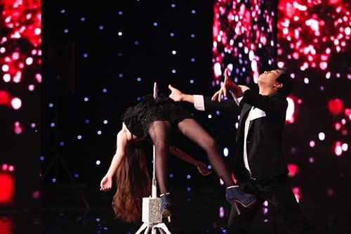 vn's got talent: tai nang ao thuat len ngoi - 2