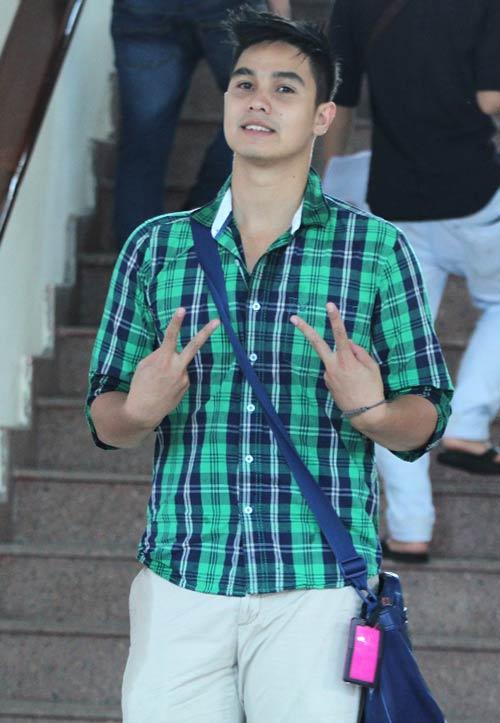 """dan nguoi mau next top model """"ru nhau"""" dong phim - 4"""