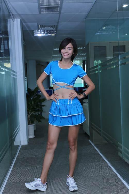 """dan nguoi mau next top model """"ru nhau"""" dong phim - 1"""