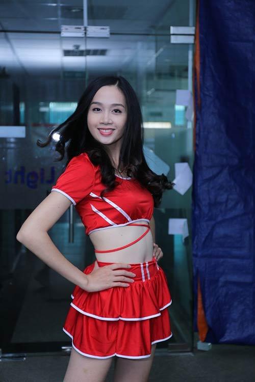 """dan nguoi mau next top model """"ru nhau"""" dong phim - 7"""