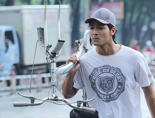 """dan nguoi mau next top model """"ru nhau"""" dong phim - 3"""
