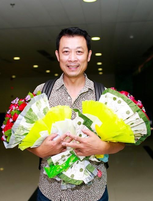 """vo chong che linh ve nuoc, hai yen idol """"xuong toc"""" - 1"""