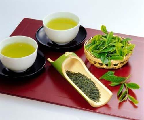 Uống trà xanh thường xuyên