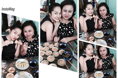 """thuy tien - cong vinh dao choi bang mo to """"khung"""" - 14"""