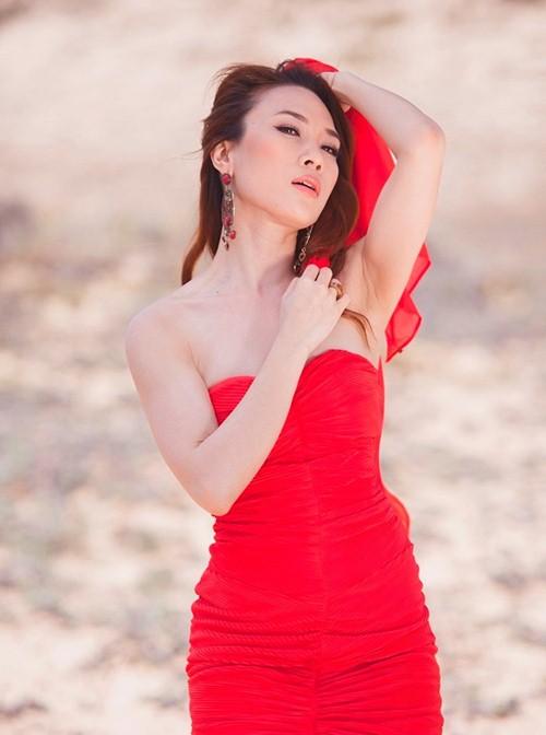 """dinh huong xin loi vi che mv cua my tam la """"tham hoa"""" - 1"""