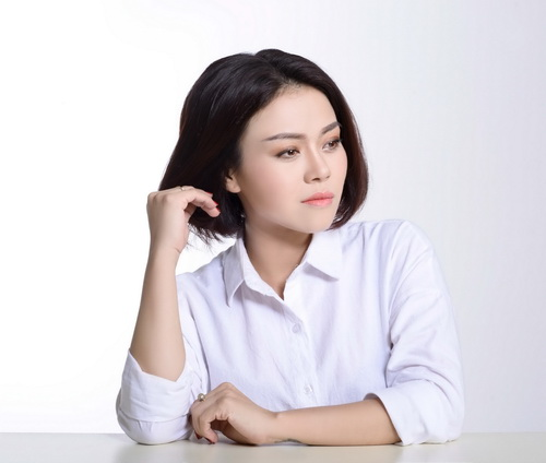 thanh thao khoe tron lung tran nuot na - 14