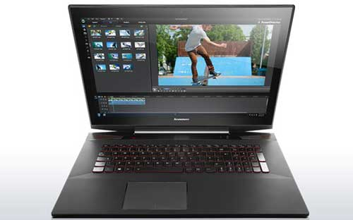 y70 touch, laptop choi game cam ung dau tien cua lenovo - 1