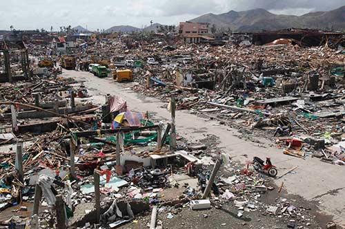 philippines: mot nam nhin lai sau sieu bao haiyan - 1