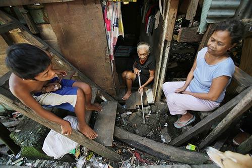 philippines: mot nam nhin lai sau sieu bao haiyan - 3