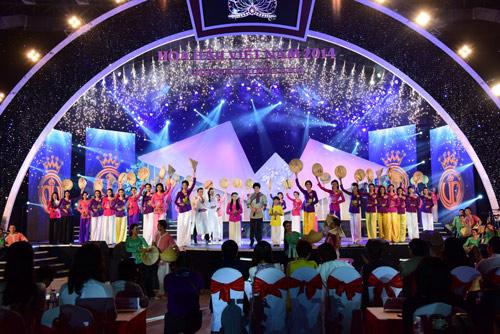 hhvn 2014: ruc ro nhan sac thi sinh phia nam - 4