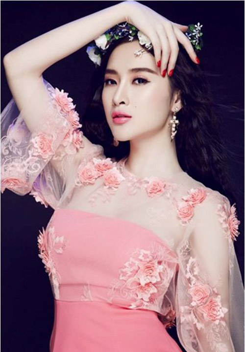 angela phuong trinh dep nhu nu than voi bom hoa - 2