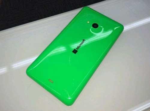lumia 535 mang thuong hieu microsoft dau tien lo anh - 3