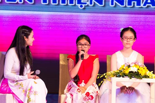 "thuy tien khoe ""anh cuoi"" dep lung linh - 8"