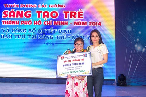 "thuy tien khoe ""anh cuoi"" dep lung linh - 13"