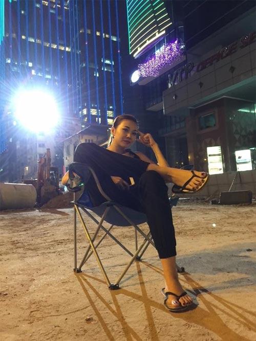 """huong giang idol cong khai """"song thu"""" voi criss lai - 6"""