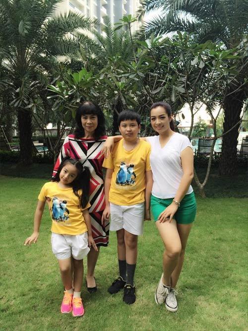 """huong giang idol cong khai """"song thu"""" voi criss lai - 4"""