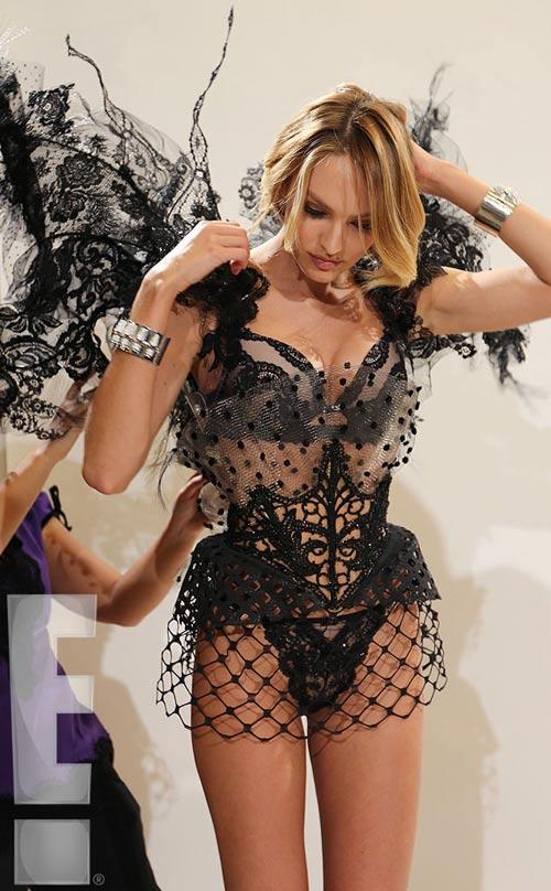 hot: he lo noi y nong bong cua victoria's secret show 2014 - 6