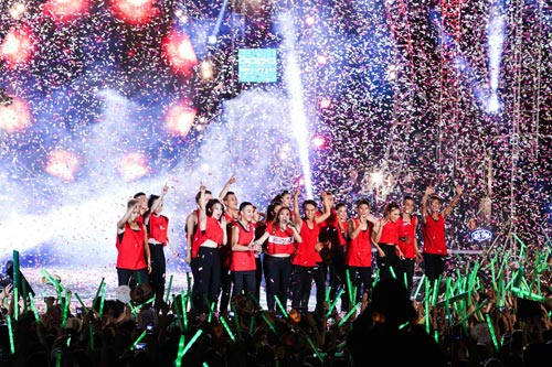 live concert cua my tam duoc fanpage giai thuong the gioi quan tam - 7