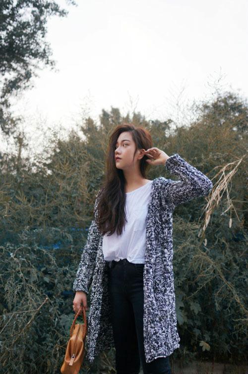 ao khoac len dang dai: thuoc do ca tinh cua phai dep - 8