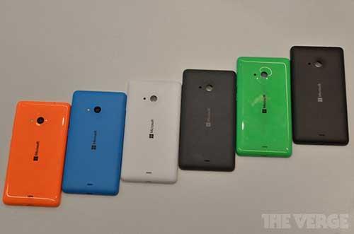 lumia 535, smartphone thuong hieu microsoft gia re dau tien - 2