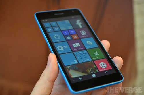 lumia 535, smartphone thuong hieu microsoft gia re dau tien - 3