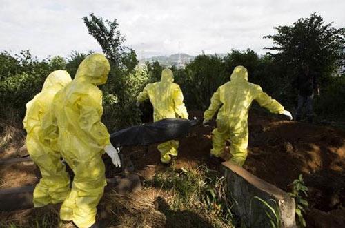 mali: mot nam y ta tu vong do nhiem ebola - 1