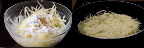 lam banh pancake khoai tay chi trong 15 phut - 1