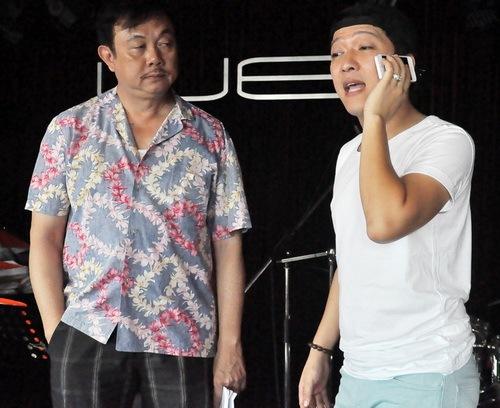 """phuong my chi dong kich, huong giang idol """"quay"""" tung bung - 4"""