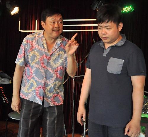 """phuong my chi dong kich, huong giang idol """"quay"""" tung bung - 5"""