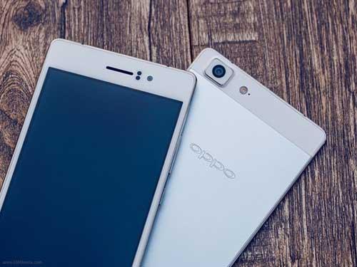 oppo ra mat smartphone mong nhat the gioi - 1