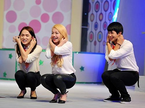 """mia, huong giang idol quang khan do """"hoi teen"""" - 4"""