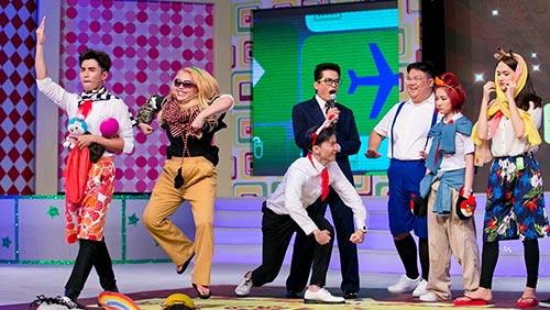 """mia, huong giang idol quang khan do """"hoi teen"""" - 6"""