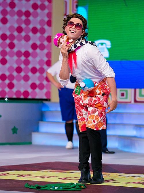 """mia, huong giang idol quang khan do """"hoi teen"""" - 7"""