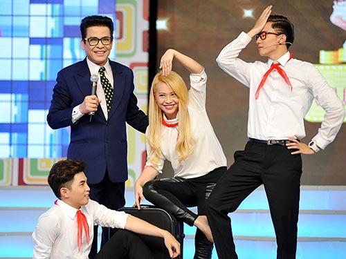 """mia, huong giang idol quang khan do """"hoi teen"""" - 8"""