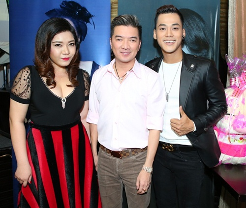 "mr.dam giu vung loi hua voi tro ""cung"" the voice - 7"