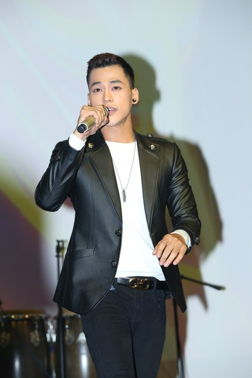 "mr.dam giu vung loi hua voi tro ""cung"" the voice - 9"