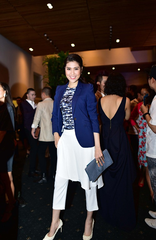 elle show: my nhan ho chung muc - goi cam khon luong - 10
