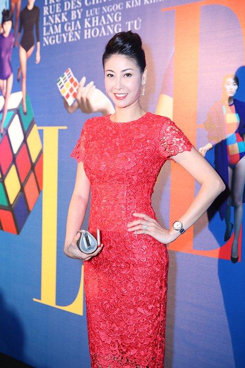 elle show: my nhan ho chung muc - goi cam khon luong - 13